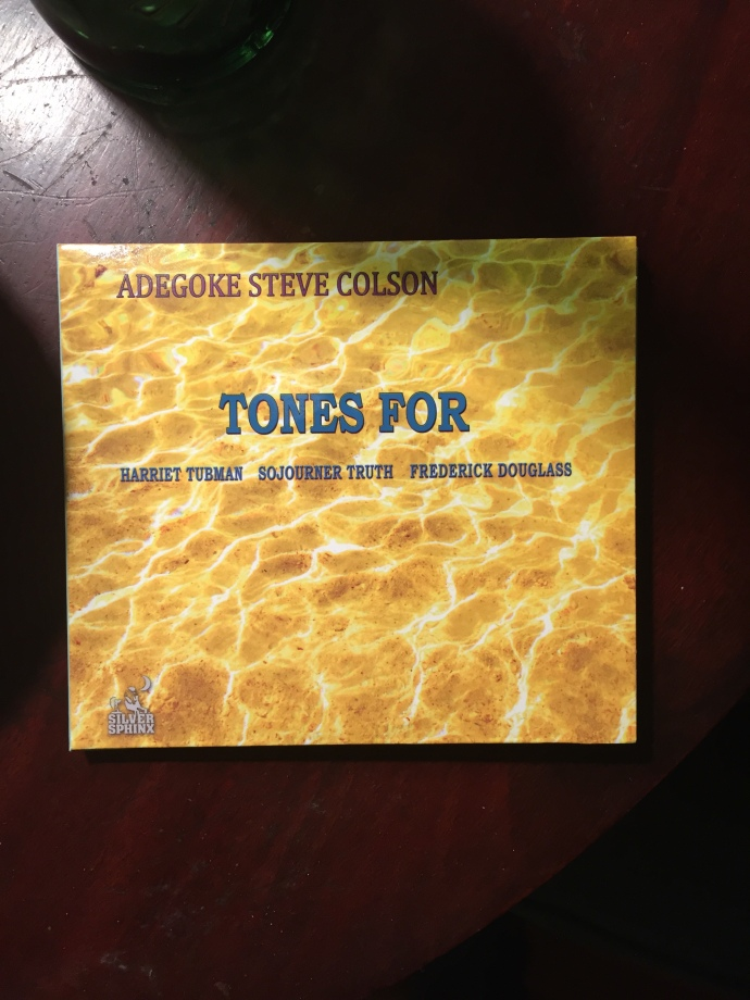 Colson Tones For cover